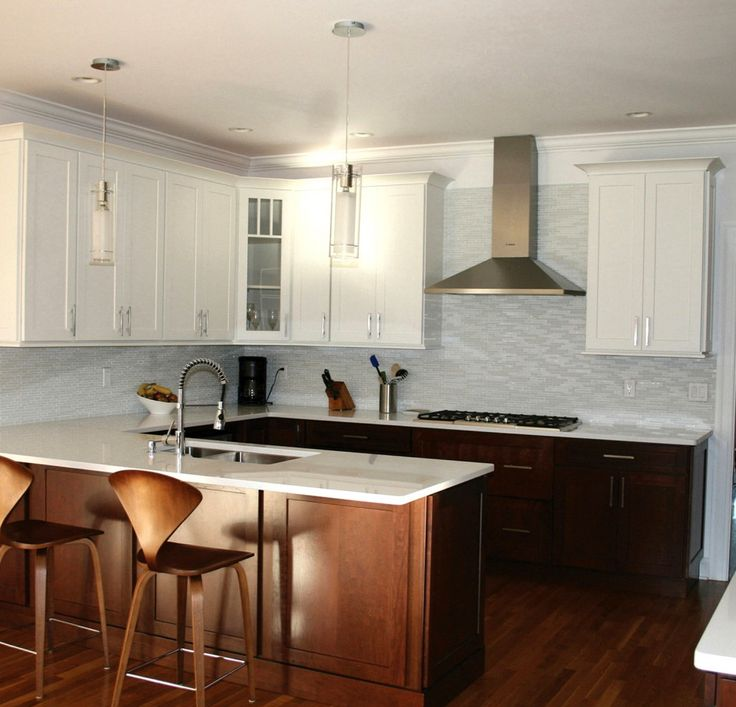 Remodel Kitchen With White Cabinets: Best 25+ Upper Cabinets Ideas On Pinterest