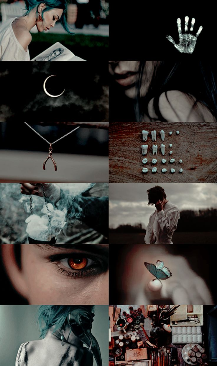 Daughter of Smoke and Bone aesthetic // tashclint
