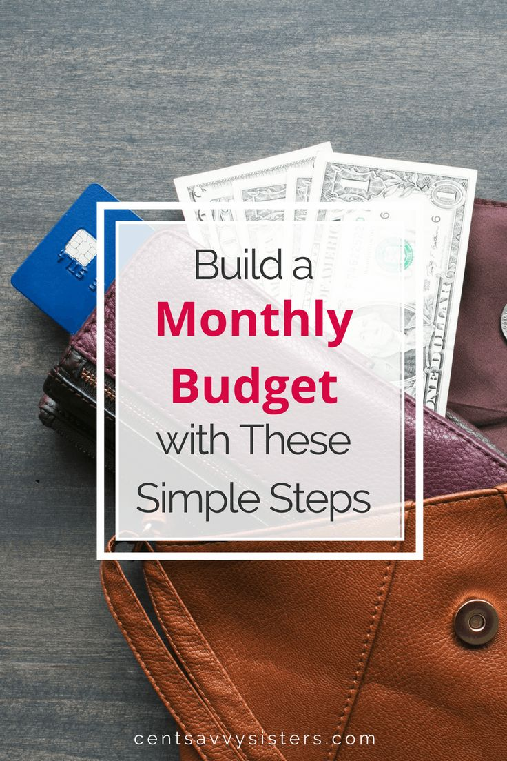 Start a Monthly Budget Even if You Suck at Budgeting. These simple steps will help you get in control of your finances by making you a budgeting boss. If you want to get out of debt and save some money, read this post!