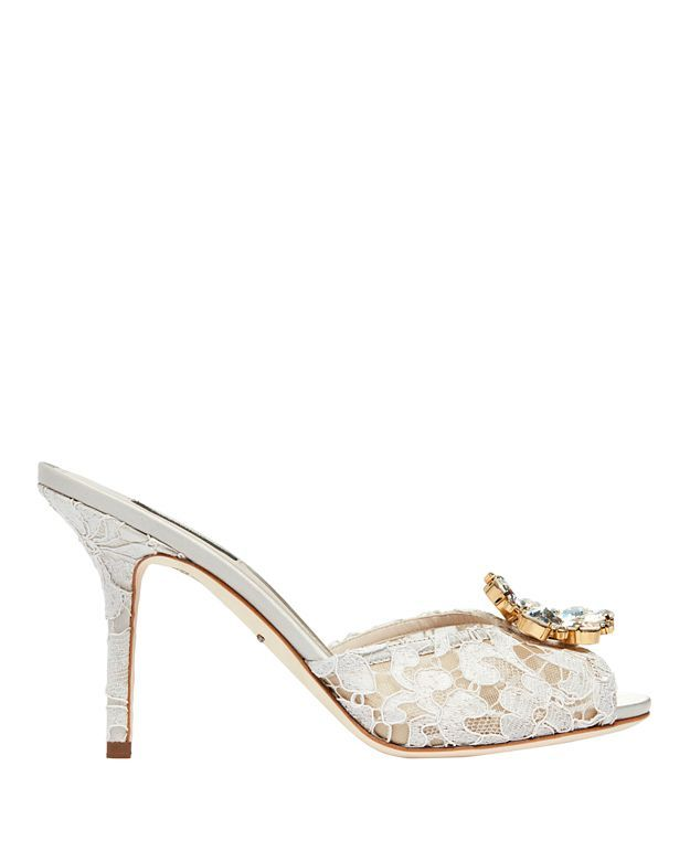 Laced Slingbacks Spring/summerDolce & Gabbana 4RXsf