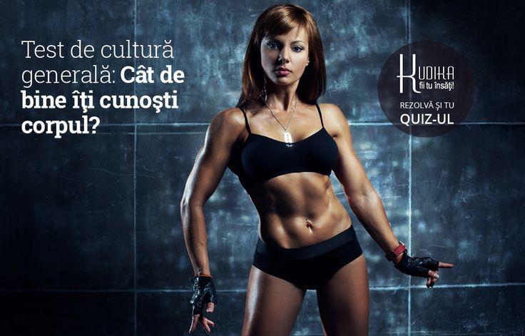 Completeaza testul de cultura generala si descopera cat de multe lucruri cunosti despre anatomia corpului tau!