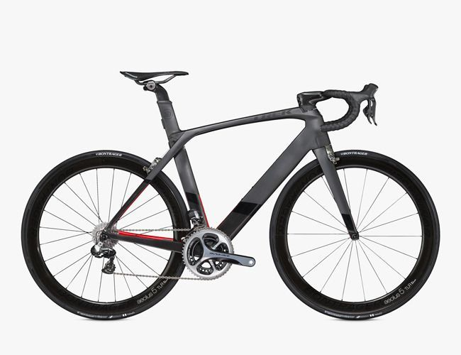 The Trek Madone is one of the best road bikes of the year //