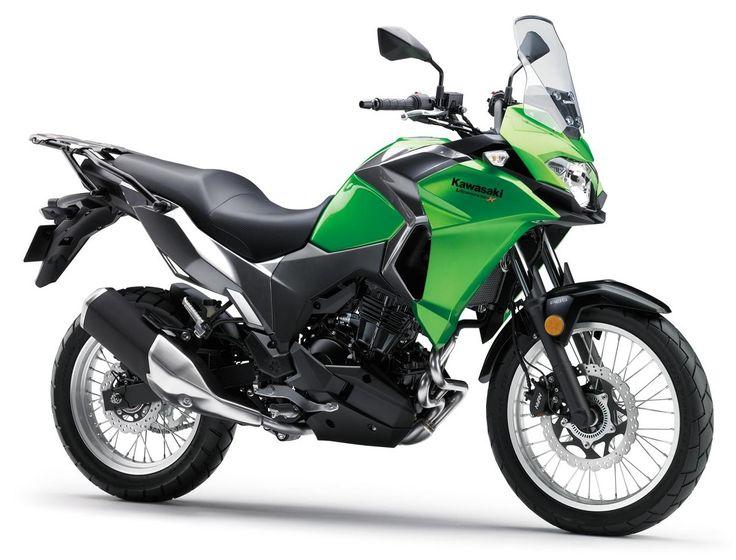 Kawasaki Versys-X 300 ABS '17