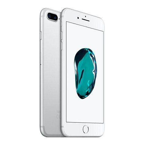 """Buy Apple iPhone 7 Plus, iOS 10, 5.5"""", 4G LTE, SIM Free, 32GB Online at johnlewis.com"""