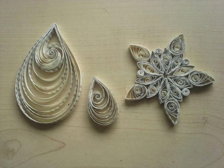 Tutorial voor het maken van filigraan hangers met oude boeken. Jodymaakt.blogspot.com