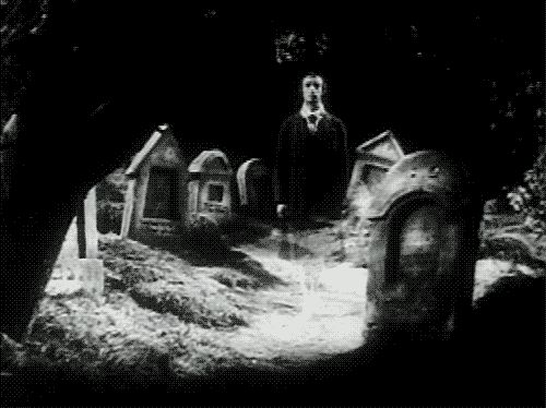 vintage halloween gifs - Google Search