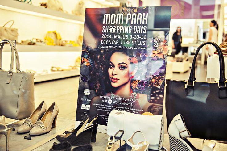 MOM Park Shopping Days