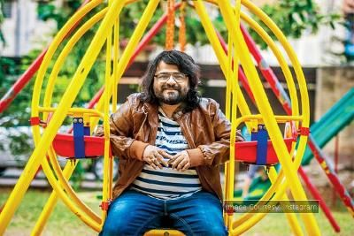 Pritam Chakraborty. one of the most talented music directors in the Indian Cinema, is turning 35 years old today! Here's a birthday wish.
