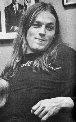 """David Gilmour (""""That's all folks!"""")"""