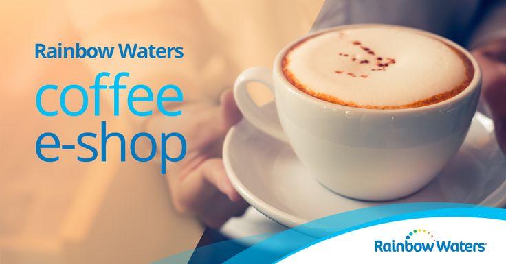 Σκέφτεστε κάτι πιο λαχταριστό από την απόλαυση του αγαπημένου σας καφέ τα κρύα απογεύματα του Νοεμβρίου; Μην το σκέφτεστε άλλο...βρείτε το στο Coffee e-Shop της RAINBOW WATERS