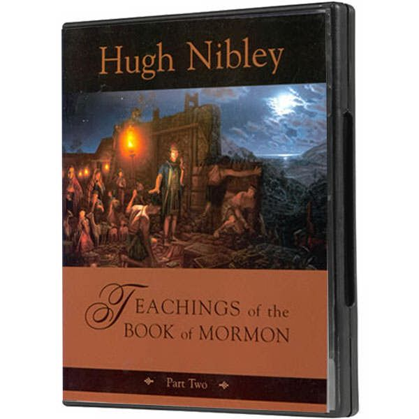 Teachings of the Book of Mormon Part 2 by Hugh Nibley (3-DVD Set)