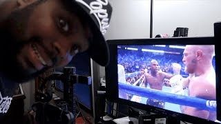 Floyd Mayweather TKOS Connor McGregor REACTION! The Ref Stops The Fight Before 10th Round Knockout