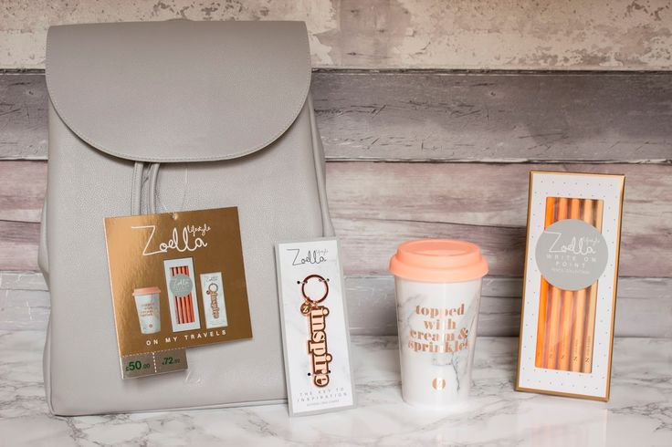 Zoella Lifestyle, On My Travels Backpack | Haul & Review