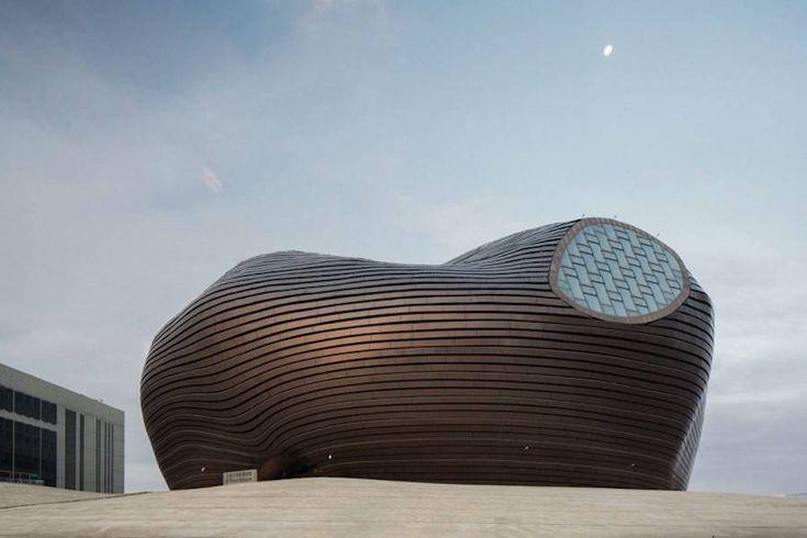Ordos est une Ville Fantôme chinoise moderne (4)