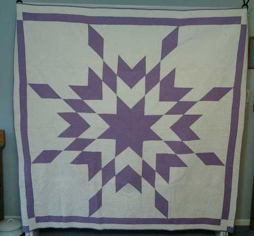 72 best quilts - purple and white images on Pinterest | Quilting ... : purple and white quilt - Adamdwight.com