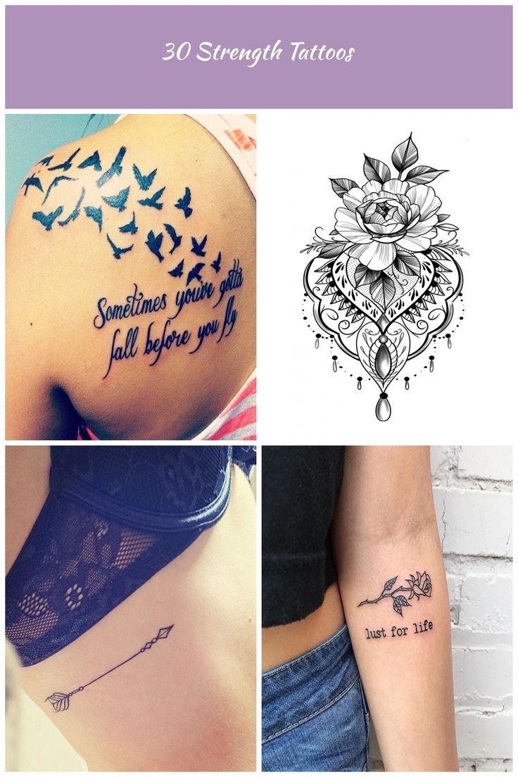 Top 30 Inspiring Strength Tattoos – Part 13 strength tattoo 30 Strength Tattoos