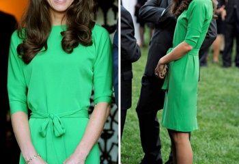 Выбор звезд - зеленые платья - http://vipmodnica.ru/vybor-zvezd-zelenye-platya/