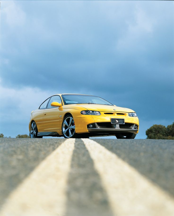 HSV GTS Coupe. 300Kw/510Nm. 423 produced.