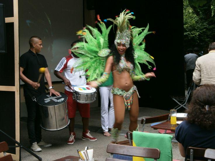 Samba in Action