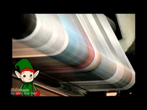 Parts of a Book video to introduce the parts with the shelf elf including printing process.
