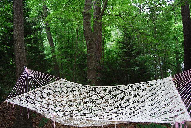 Pinapple hammock crochet pattern