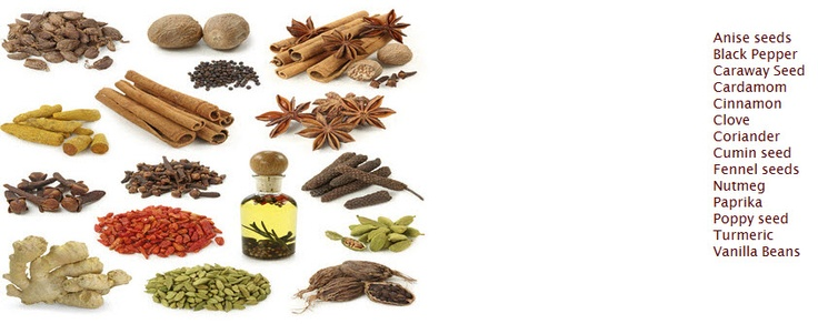 Origin Commodities offers a wide variety of high quality spices from  primary growing regions around the world.