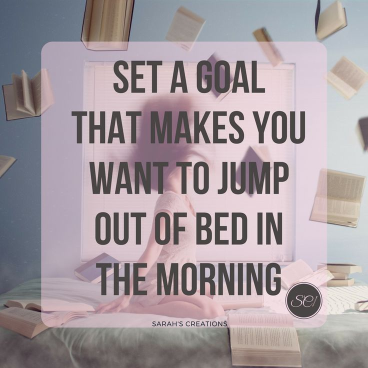 Good morning! I'm happy this morning and jumped out my bed today to get back to work quickly. Because yes, I just love my job! Why did you jump out of bed today?