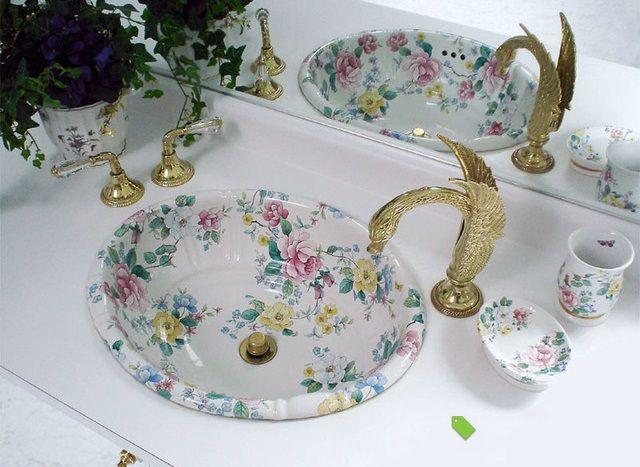 40 einzigartige Waschbecken