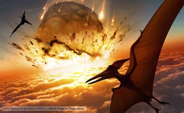 Cretaceous-Tertiary mass extinction (K/T)
