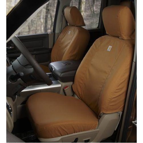 Covercraft SSC2477CABN SeatSaver Carhartt Seat Covers Front Brown for 1500 Truck - $210.00 - 210.00