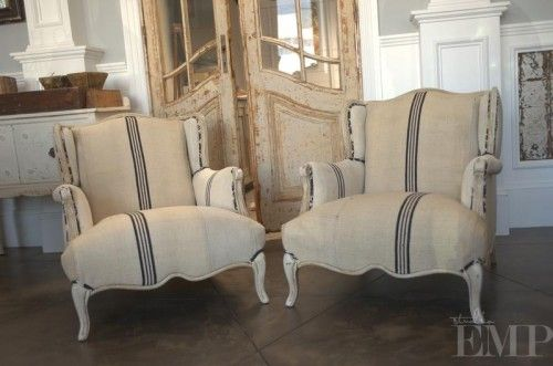 17 Best Images About Wing Chairs On Pinterest