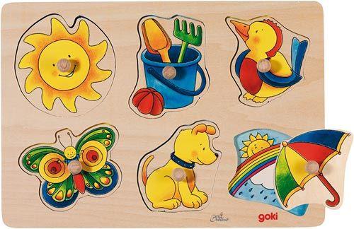 Puzzle s pozadím leto - http://www.maxus.sk/detsky-sen/hry-a-puzzle/puzzle/puzzle-pre-najmensich/puzzle-s-pozadim-leto.html