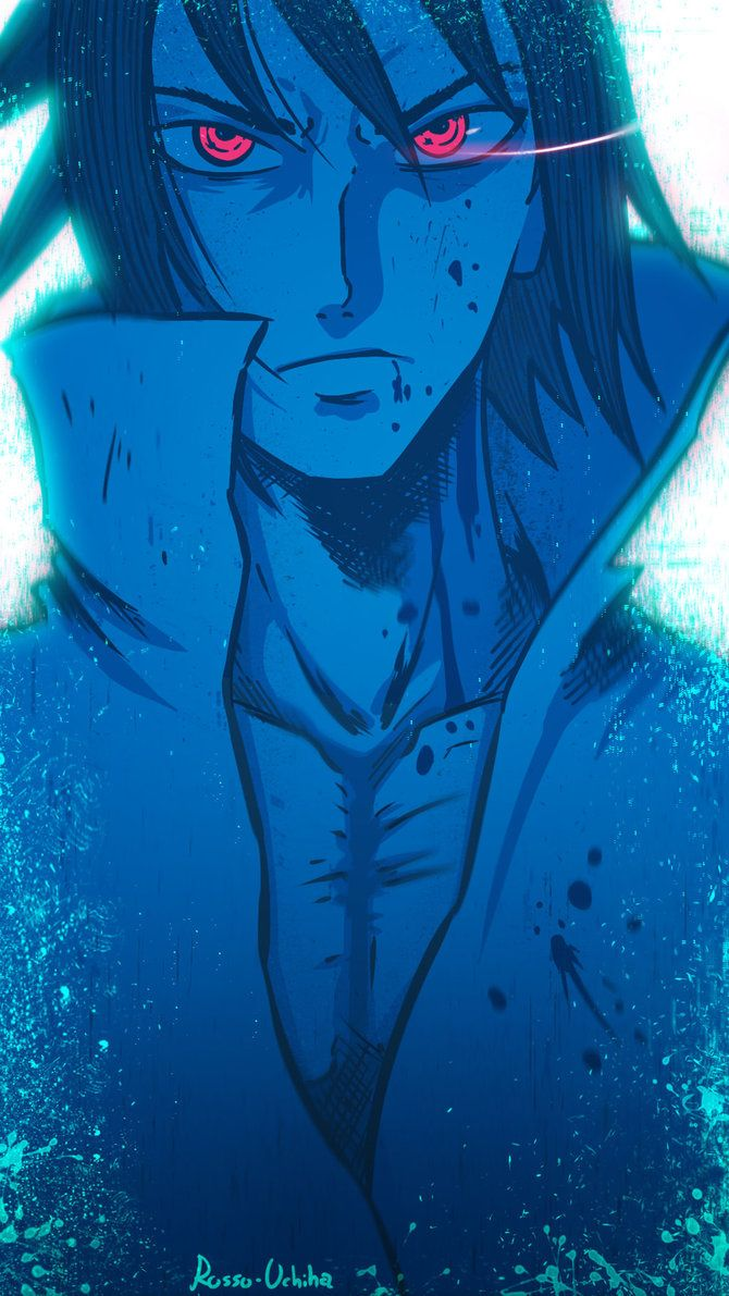 http://rosso97uchiha.deviantart.com/ http://rossodade.wixsite.com/rosso97uchiha #sasuke #uchiha #anime #manga #shippuden