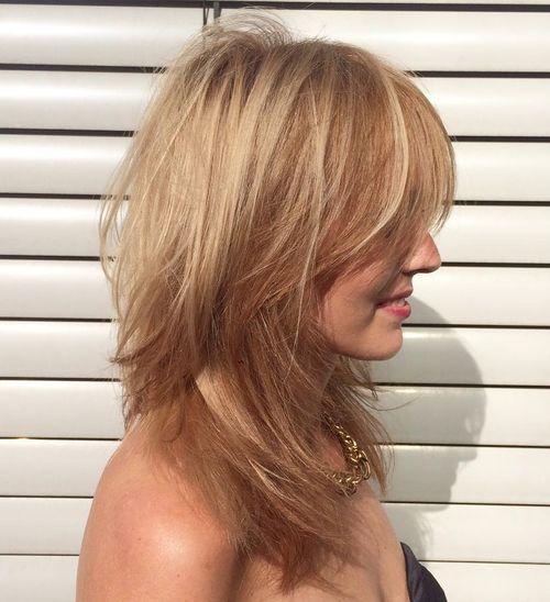 40 fantastici tagli medi per i capelli lisci ,       La lunghezza media dei vostri capelli è un ottimo compromesso tra un taglio di capelli corto e uno lungo. Si tratta altresì di una scelta estr...