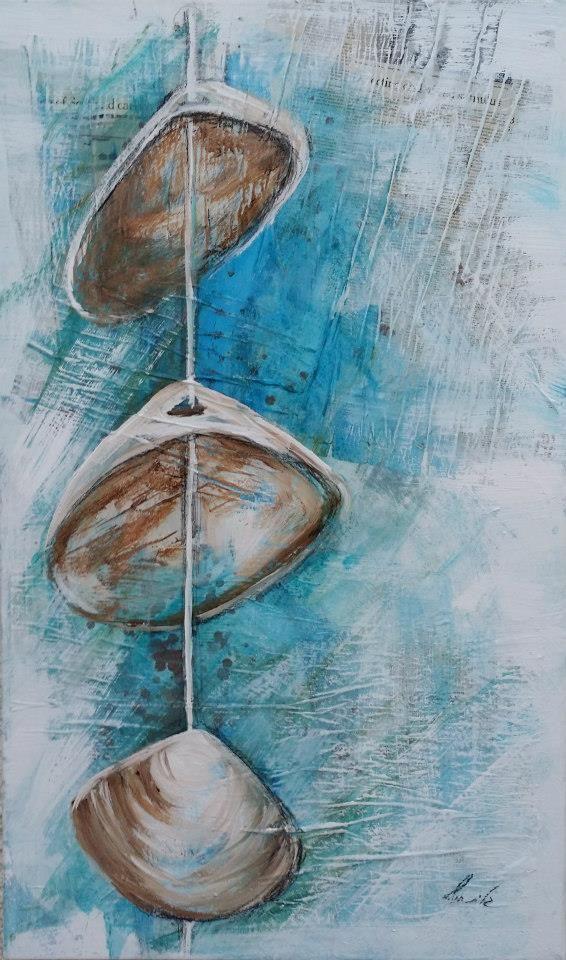 תמונות לסלון , ציורי שמן , יצירות אמנות מקוריות גלית חוף 054-4266604