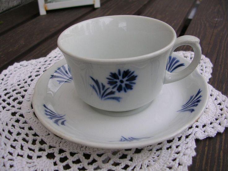 Puhalluskoriste kuppi Arabia 40-50 luvulta - Huuto.net