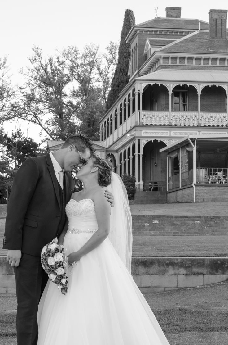 The lovely wedding of Simon & Amanda 11 April 2015 at Duntryleague Orange NSW