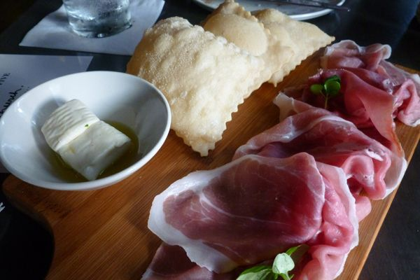 Italian Sashimi - Church Aperitivo Bar #Toronto #Queenwest #food #italian