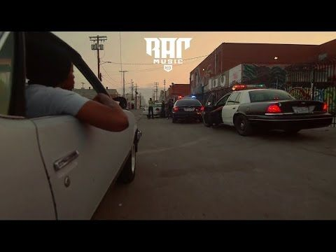 The Notorious B.I.G. ft. 2Pac - Runnin' (Izzamuzzic Remix) / 24 hours in criminal LA - YouTube
