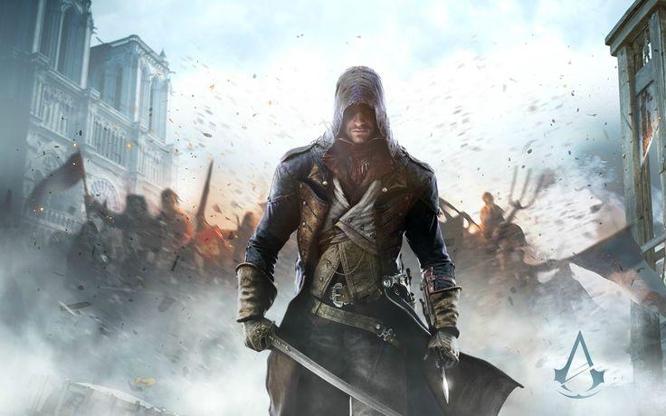 [Assassin's Creed Unity] Arno virou Assassino ? (PC) GAMEPLAY BR