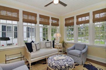 Best 25 sunroom windows ideas on pinterest sun room for Sunroom blinds ideas