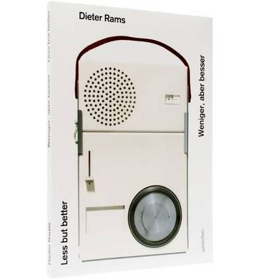 The new edition of the benchmark work originally published by the Dieter and Ingeborg Rams Foundation and Jo Klatt. Less but Better does not set out to be a complete documentation of Dieter Rams's body of work, nor does it claim to tell the full story of the company Braun. Rather, the book explores the ideas, criteria, and methods behind Rams's creations and reveals how a shifting culture of product manufacturing gave rise to universal design benchmarks.