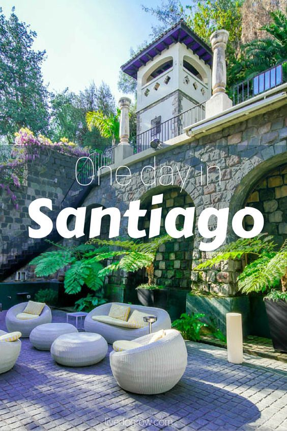 Can you really see Santiago in one day? No. But you can start with a walking tour to explore the neighborhoods, Mercado Central and many murals of Barrio Bellavista.