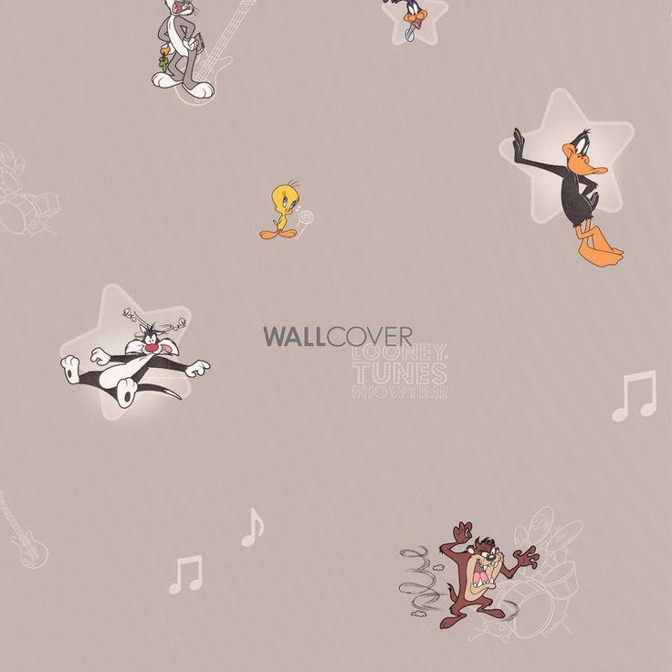 Non Woven Wallpaper | Rasch Textil Wallpaper | Wonderland 318196 |  Wallcover.com