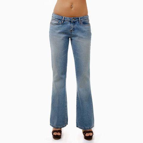 Γυναικείο Παντελόνι Τζιν ''Vintage'' Μπλε Ανοιχτό Abercrombie & Fitch http://brands4all.com.gr/collections/smart-collection-11