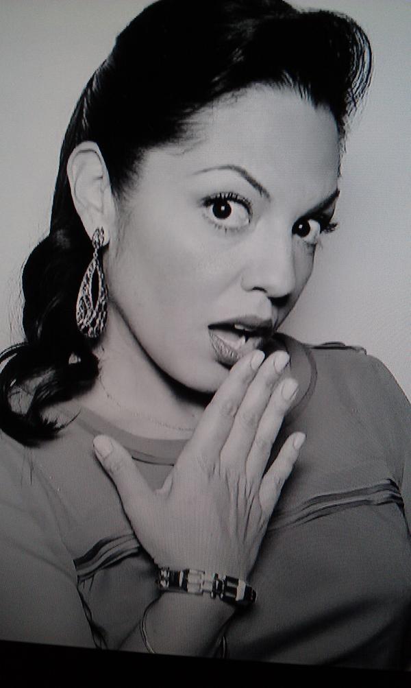 Sara Ramirez...um yes!