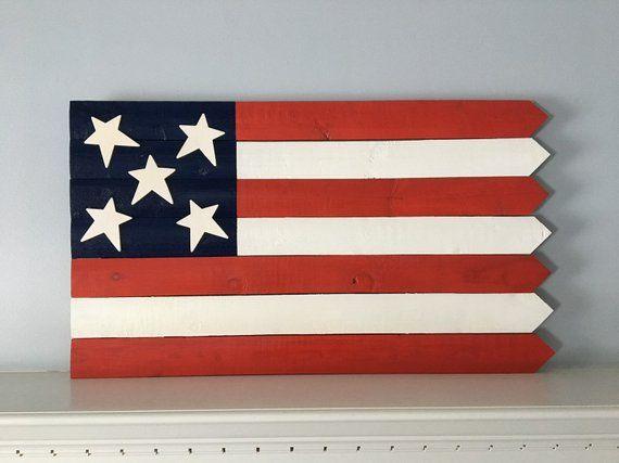 Americana Flag Patriotic Country American Flag Country Etsy Wooden American Flag Flag Country Americana