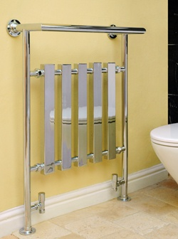 bathroom radiator...dream come true.