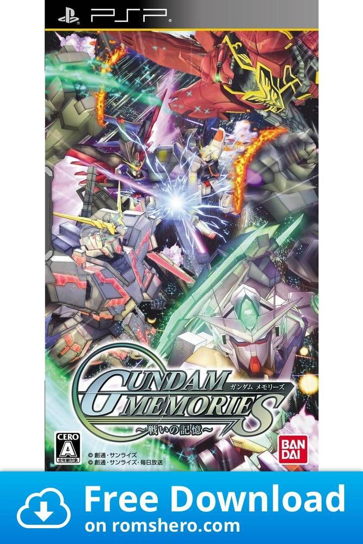 Download Gundam Memories Tatakai No Kioku Playstation
