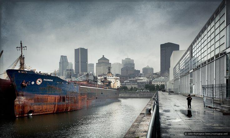 Montréal - Vieux Port